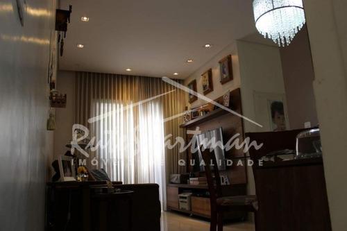 Imagem 1 de 25 de Apartamento Com 3 Dormitórios À Venda Por R$ 390.000 - Residencial Lumini - Jardim Santa Genebra - Campinas/sp - Ap1098