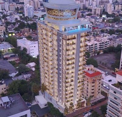 Proyecto De Apartamentos En Zona Universitaria, Construcción