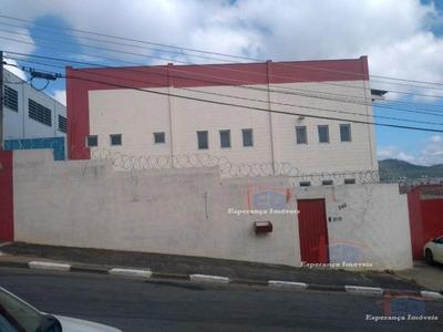 Ref.: 4285 - Galpões Em Santana De Parnaíba Para Venda - V4285