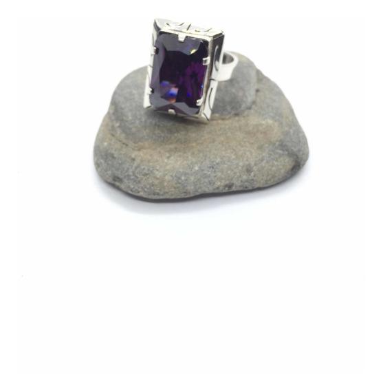tama/ño 4 a 29 ES anillo de piedras preciosas anillo anillo hecho a mano anillo de plata de ley 925 maciza anillo de plata Anillo de plata amatista