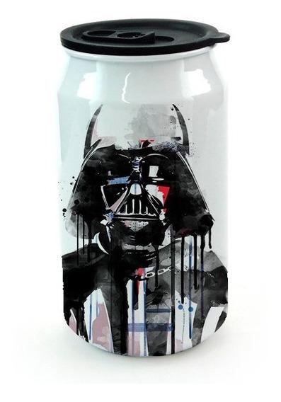 Lata De Aluminio Con Tapa Star Wars