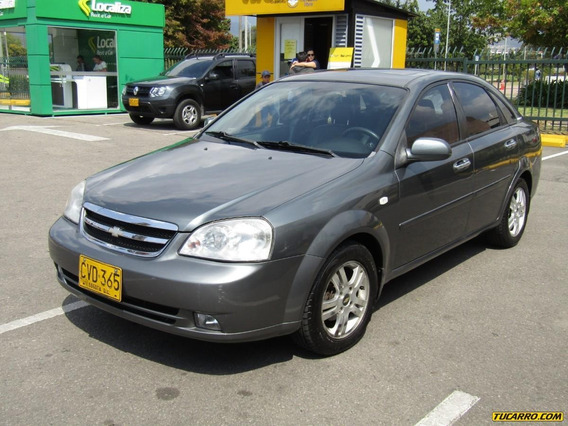Chevrolet Optra Limited At 1800cc Aa Ct