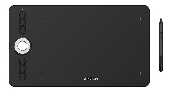 Mesa Digitalizadora Xppen 254 X 143.00 Mm (deco 02)