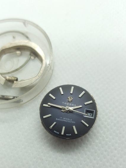 Relógio Tressa - Antigos - Coleção - Restauro