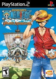 One Piece Grand Adventure Play 2 Frete Grátis Confira !