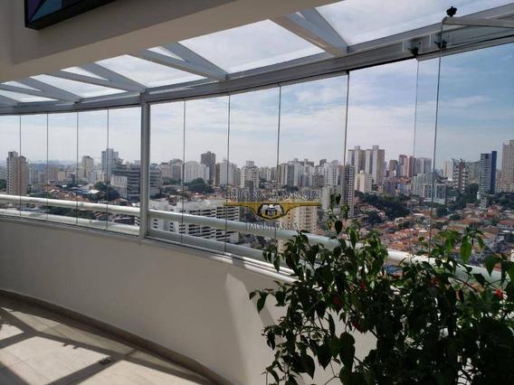 Cobertura Com 3 Dormitórios À Venda, 110 M² Por R$ 1.060.000 - Vila Madalena - São Paulo/sp - Co0049