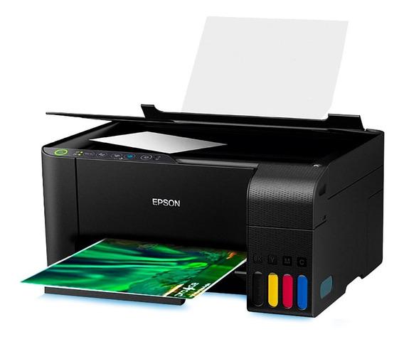 Impressora Epson Multifuncional Tanque De Tinta L3150 (l396)