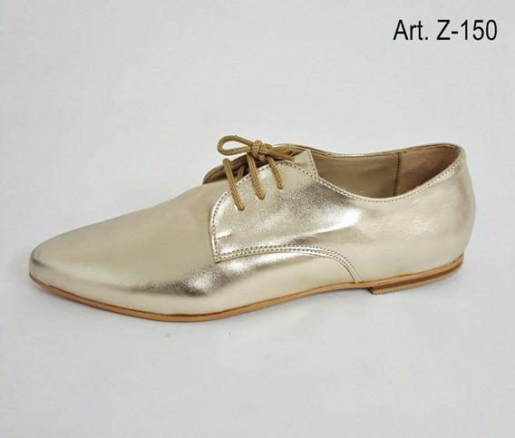 Acordonados Zapatos Chatas Slipper Súper Cómodos