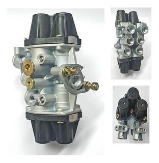 Valvula 6 Vias Para Apu Tipo Wabco 9347050020