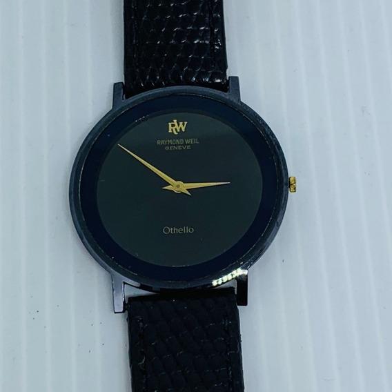 Relógio De Pulso Raymond Weil Othello Extra Chato