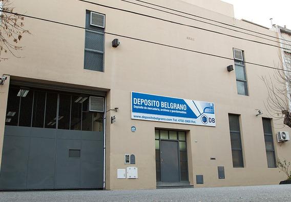 Alquiler De Deposito O Galpón En Palermo - Cabrera 3965