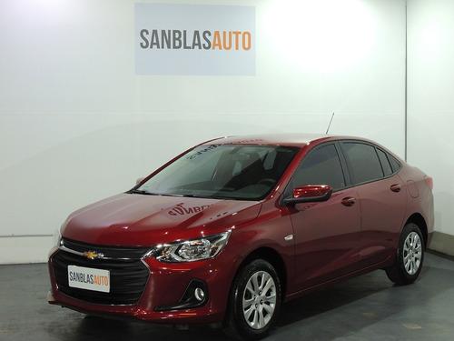 Chevrolet Onix Plus 2020 1.2 Lt My Link 4p Mt San Blas Auto