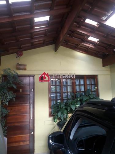 Sobrado A Venda Em Pirituba, Vista Verde  C/ Móveis Planejados - 6730
