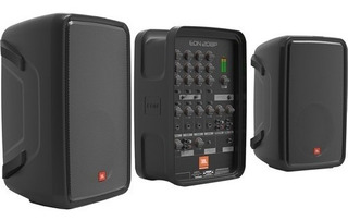Sistema Portatil Bafles + Mixer Jbl Eon208p 300w