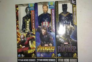 Marvel Figuras Capitán América Wasp
