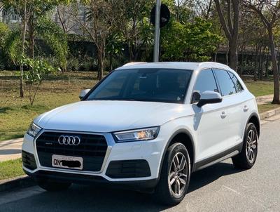 Nova Audi Q5 Branco Attraction 252cv Gasolina Quattro 2018