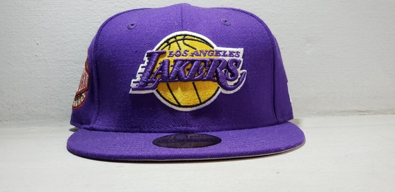 Gorra New Era 59 Fifty Lakers Original!