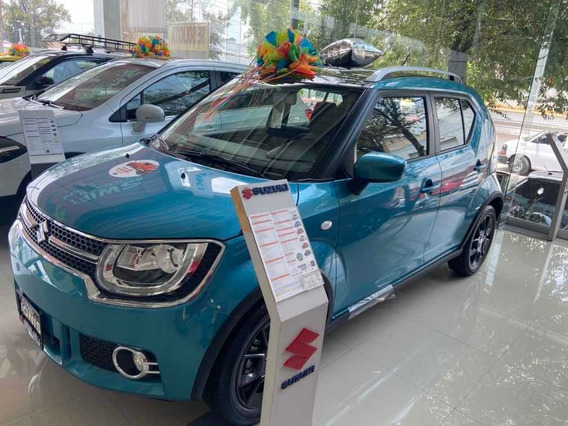 Suzuki Ignis 2020 1.2 Vvt Gl Cvt