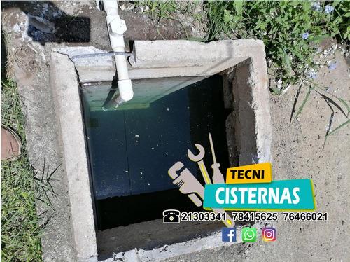 Imagen 1 de 5 de Cisternas Reparacion De Cisternas Y Limpieza De Cisternas