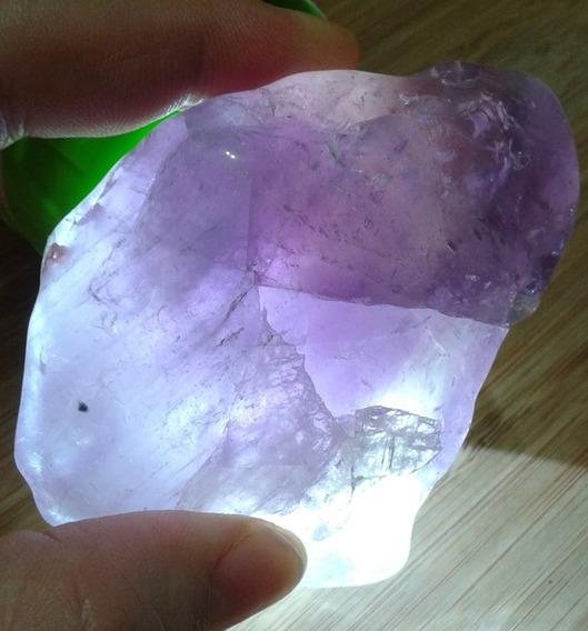 Ametista Cristal Polido Natural Pedra Promoção! 175g