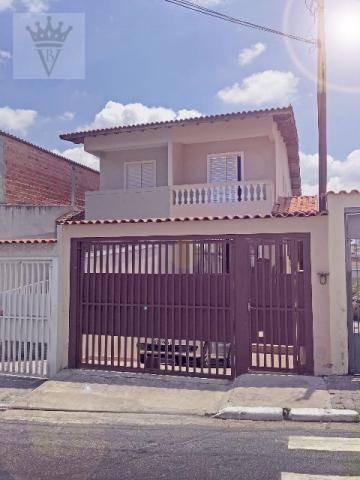Casa Com 3 Dormitórios À Venda, 217 M² Por R$ 980.000,00 - Vila Nair - São Paulo/sp - Ca0269