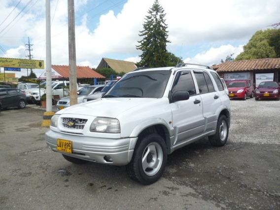 Chevrolet Grand Vitara 5p 2002 Mt 4*4 Full