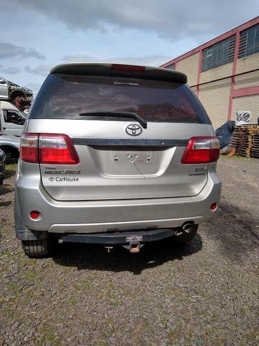 Imagem 1 de 6 de Sucata Toyota Hilux Sw4 Srv 2008/2009 Diesel  163cvs