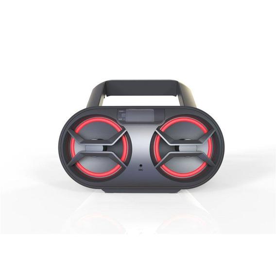 Rádio Portátil Amvox Boombox Mp3 Usb 15w Amc 595 - Bivolt
