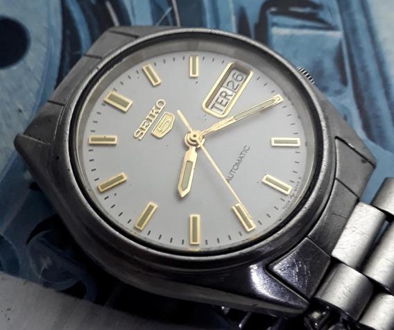 Relógio Seiko Automático Ótimo Estado De Conservação