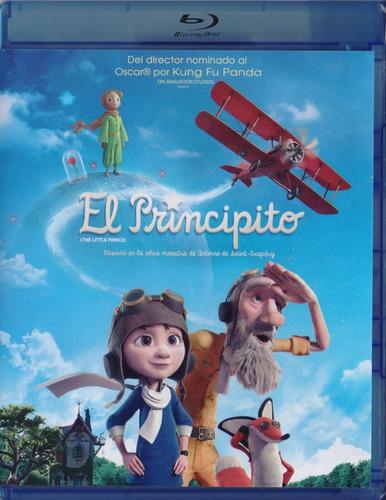 El Principito The Little Prince 2015 Pelicula Blu-ray