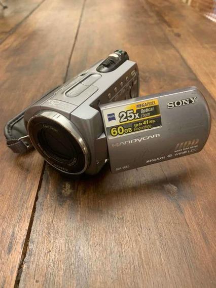 Filmadora Digital Sony Dcr-sr82 * Oportunidade