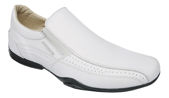 Zapato Stone De Cuero - 1415