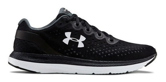 Tenis Masculino Under Armour - Cor Preto - Original