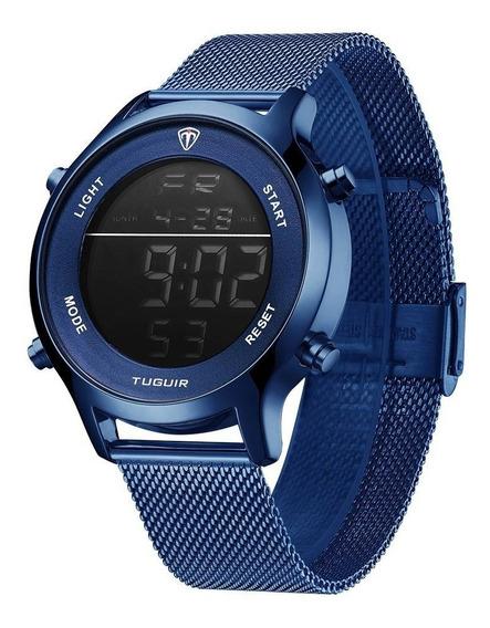 Relógio Masculino Digital Tuguir Sports Importado Original