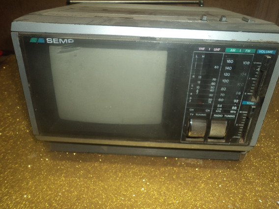 Tv Semp /radio /tvs Color 6pol/ Pega Radio Tv /