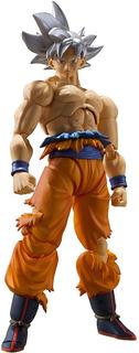 S.h. Figuarts Dragon Ball Super - Goku Ultra Instinto [msp]