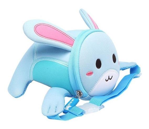 Bolsa Pochete Infantil Bebê Criança Porta Brinquedos Bicho
