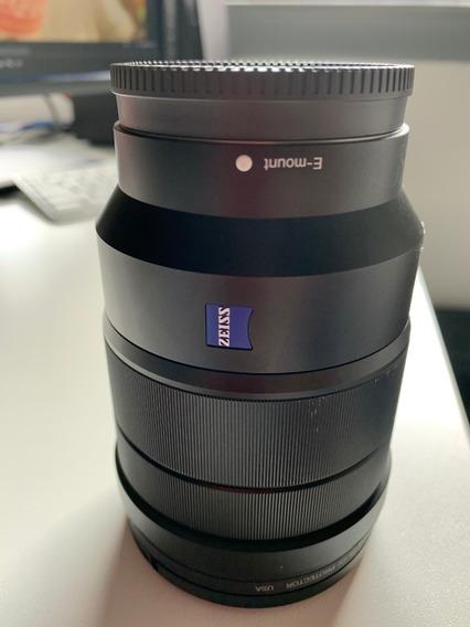 Lente Sony Zeiss 16-35 F/4 - Usada + Filtro Uv Tiffen E Mais