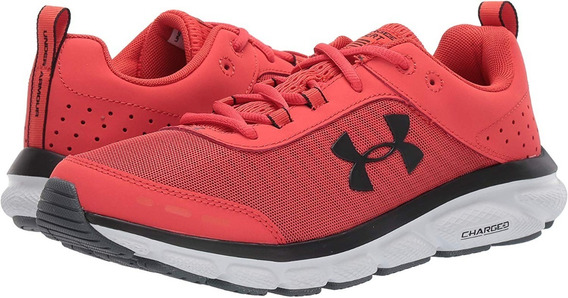 Under Armour Charged Assert 8 Red 3021952-601