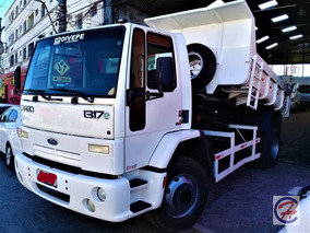 Cargo 1317 Caçamba Basculante