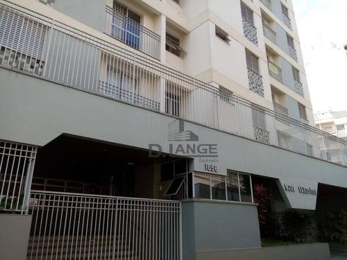Imagem 1 de 15 de Apartamento Em Excelente Localização No Centro De Campinas - Ap18211