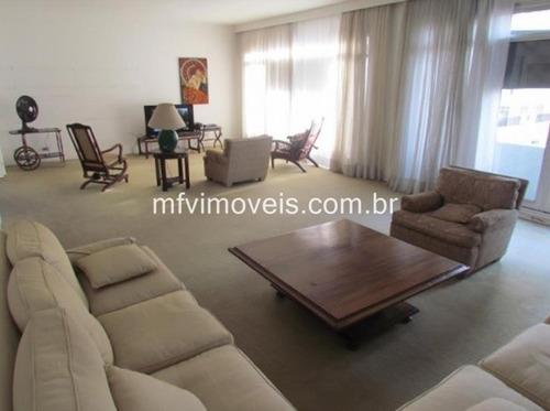 Imagem 1 de 15 de Apartamento 4 Quartos À Venda Na Al. Joaquim Eugênio - Jardim Paulista - Apa4356
