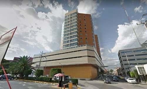 Departamento En Venta O Renta Semi Amueblado Edificio La Porta Puebla Puebla