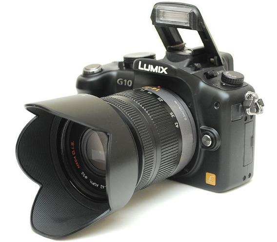 Panasonic Lumix G10 + 14-42mm Zerada = Nikon Canon Sony Nex