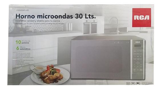 Microondas Rca 30 Litros Puerta Espejo Megaprecio +batidora
