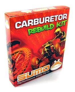 Sumo - Kit Reparacion De Carburador Para Yamaha Warrior Yfm 350x 350 X (1988-2004)