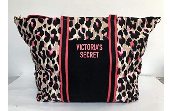 Bolso Victoria Secret Leopardo