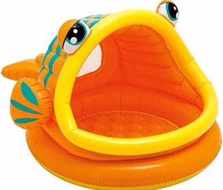 Alberca Inflable Pez Intex