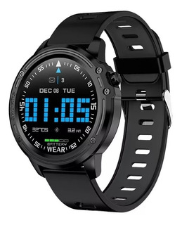Relógio Inteligente Smart Watch Sport Redondo Android Ios