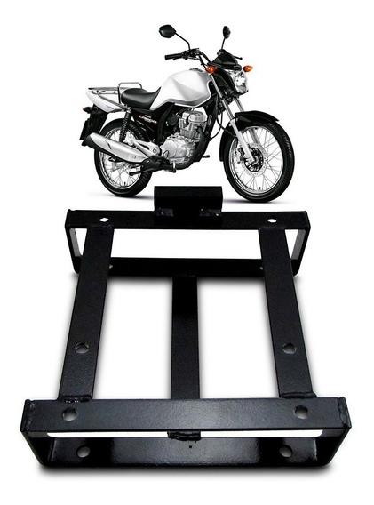 Suporte Bau Moto Honda Cargo 125/150/160 Todos Modelos